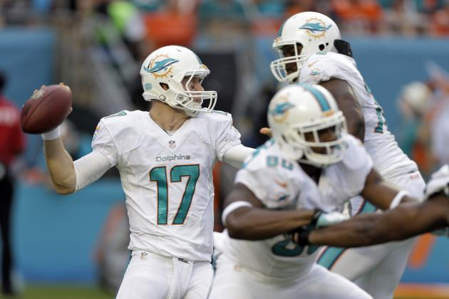 Projecting Miami Dolphins' Starting Lineup Pre-2014 NFL Draft