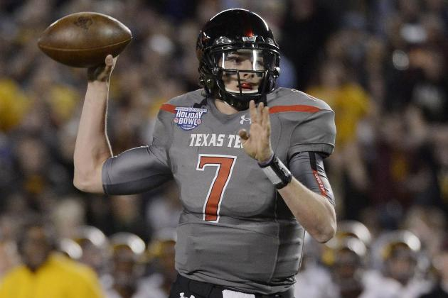 10 College Football QBs Who Will Become Stars in 2014
