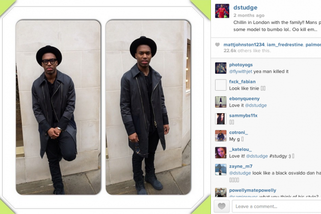 Daniel Sturridge and the 10 Most Hipster Footballers