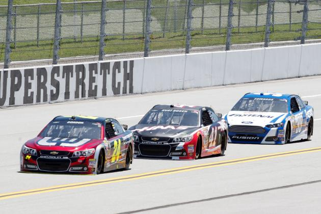 Complete Preview and Prediction for 2014 NASCAR Sprint Cup at Talladega