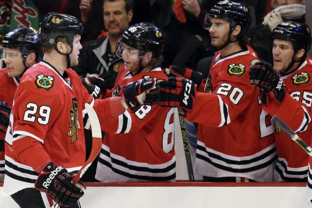 The Biggest Surprises for Chicago Blackhawks in 2014 NHL Playoffs