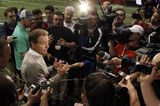 Alabama Football: 5 Rule Changes Nick Saban Wants to See