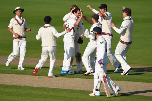 County Championship 2014: Round 4 Team of the Week