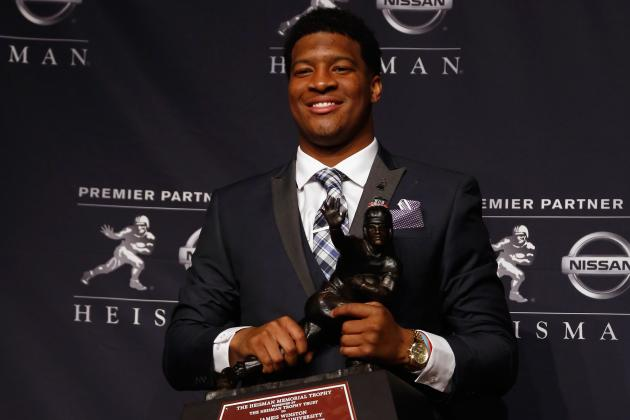 Heisman Handicapper: Ranking the Top 20 Candidates Post-Spring Games