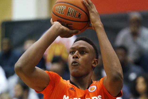 Myles Turner to Texas: Longhorns' Projected 2014-15 Rotation with 5-Star Big Man