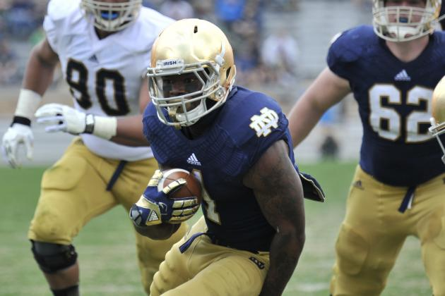 Notre Dame Football: Final Winners and Losers from Spring Ball