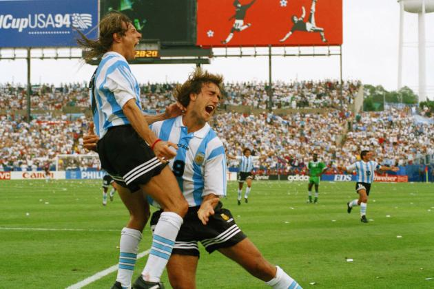 Argentina's 5 Greatest World Cup Strikers