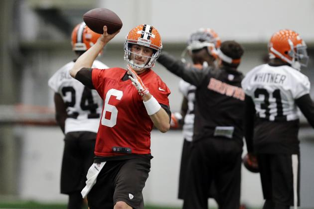 Projecting the Cleveland Browns' Starting Lineup Before the 2014 Draft