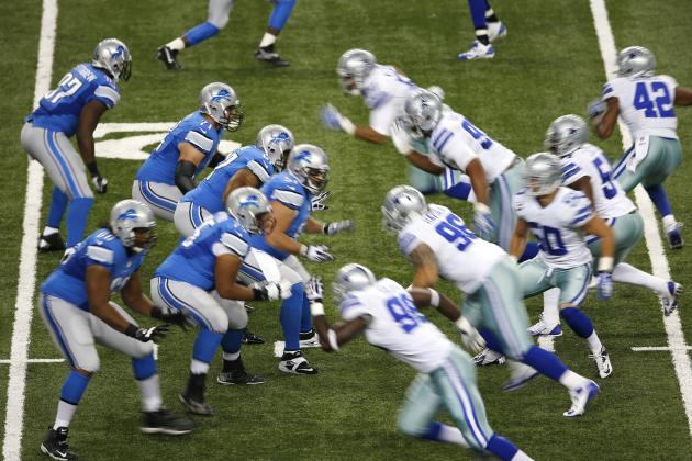 Projecting Dallas Cowboys' Starting Lineup Before the 2014 NFL Draft