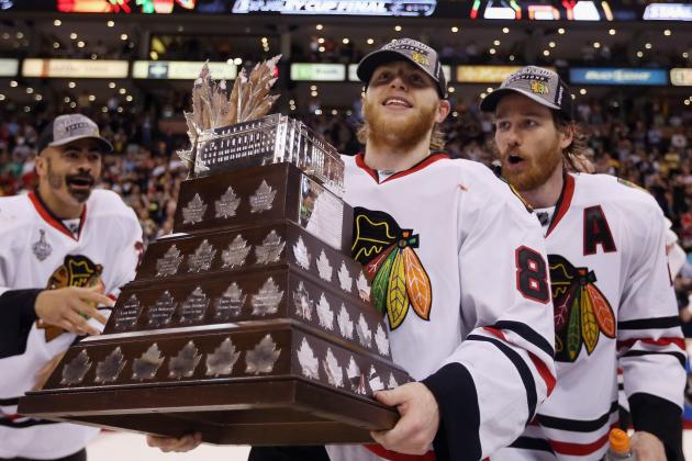 Ranking the Top Conn Smythe Candidates After Round 1 of 2014 NHL Playoffs