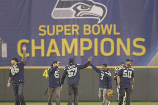 Predicting Seattle Seahawks' Starting Lineup Pre-2014 NFL Draft