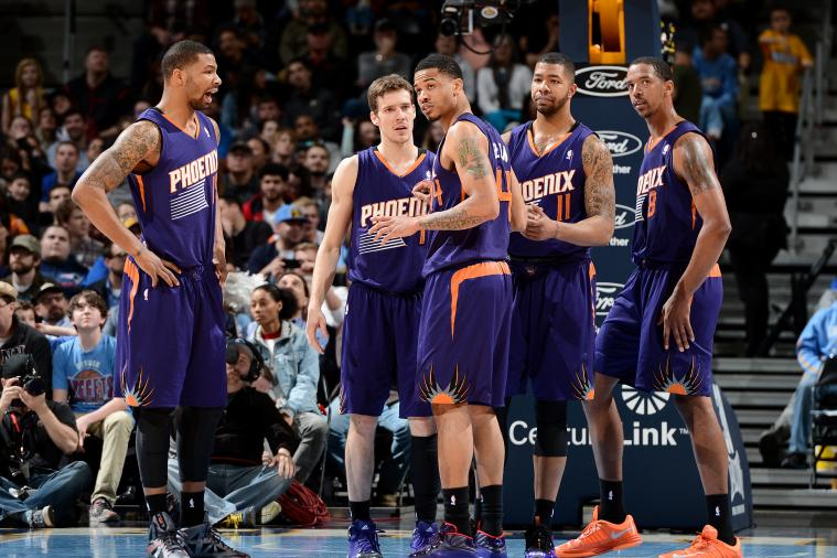 Most Improved Phoenix Suns Players This Season