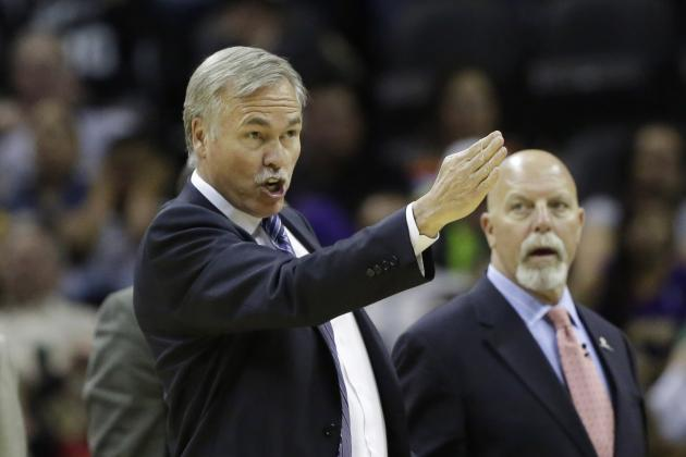 Best Options to Replace Mike D'Antoni as Los Angeles Lakers Head Coach