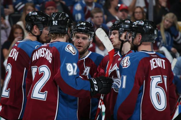 Final Report Card for the Colorado Avalanche's 2013-14 Season