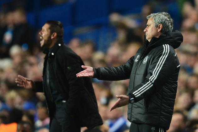 Paper News and Gossip: Mourinho Rues '1 Mad Minute', Van Gaal Closes on Man Utd
