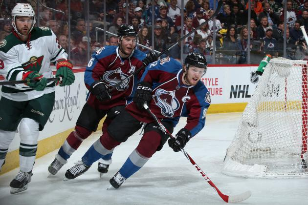 Complete Guide for Colorado Avalanche's 2014 Offseason