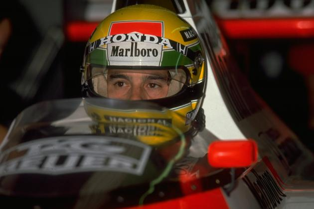 Ranking the Top 25 Moments of Ayrton Senna's Formula 1 Career