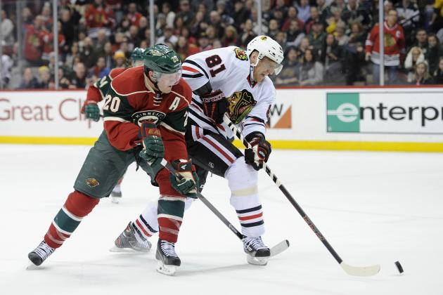 Blackhawks vs. Wild: Preview and Prediction for NHL Playoffs 2014 Matchup