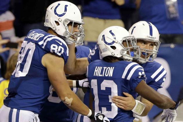Projecting the Indianapolis Colts' Starting Lineup Before the NFL Draft