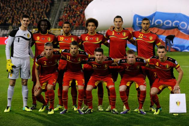 Ranking Belgium's Top 5 Wonderkids
