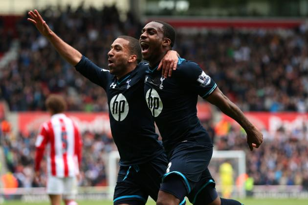Premier League: How Tottenham Hotspur Will Line Up Against West Ham United