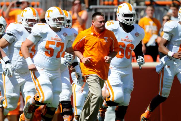 Tennessee Football: Final Winners and Losers from Spring Ball