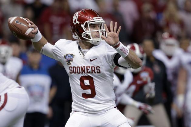 Power Ranking Every Big 12 Quarterback, Post-Spring Practice