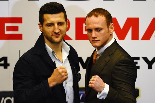 Carl Froch vs. George Groves: 5 Talking Points for Fight Month