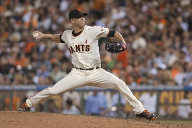 San Francisco Giants' Biggest Winners and Losers for the Month of April