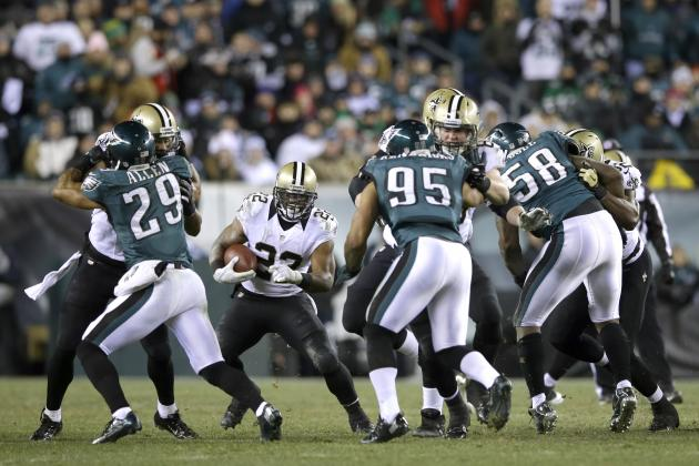 Projecting Philadelphia Eagles' Starting Lineup Before the 2014 NFL Draft