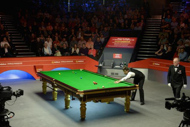 World Snooker Championship 2014: Semi-Final Scores, Results, Fixtures, More