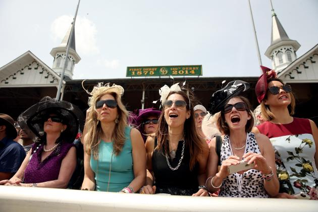 Kentucky Derby Hats: Best and Worst of 2014