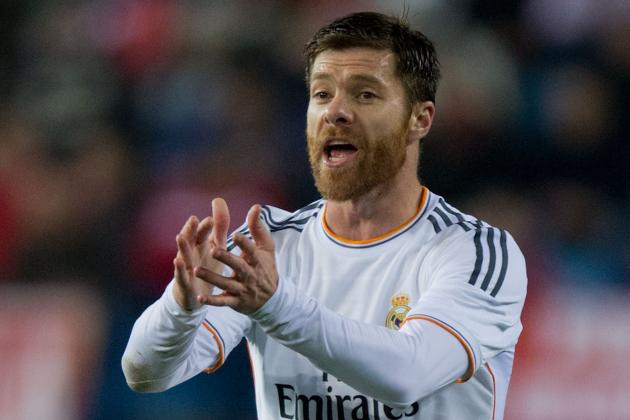 Xabi Alonso and the 22 Players to Be Suspended for a Champions League Final