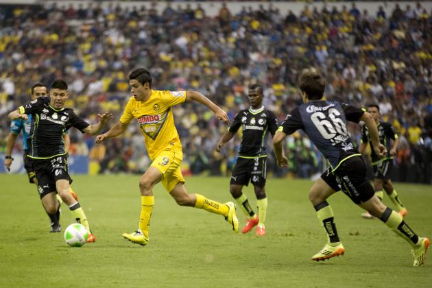 5 Liguilla Players to Watch with Mexico at World Cup in Brazil