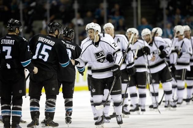 5 Los Angeles Kings Who Stepped Up in Game 7 Victory over San Jose Sharks