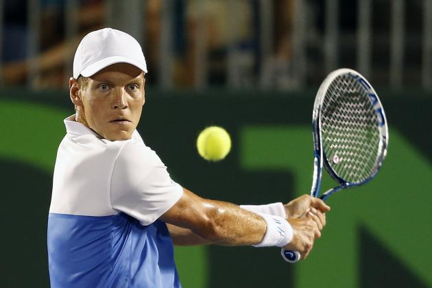 Breaking Down the Quarterfinal Matchups at the 2014 Portugal Open