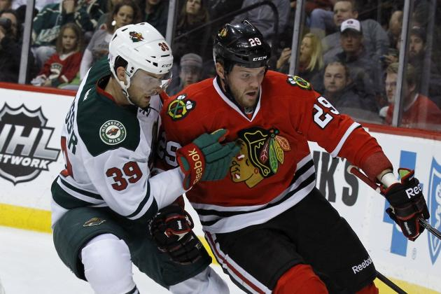 Chicago Blackhawks: 5 Matchups to Watch vs. Minnesota Wild
