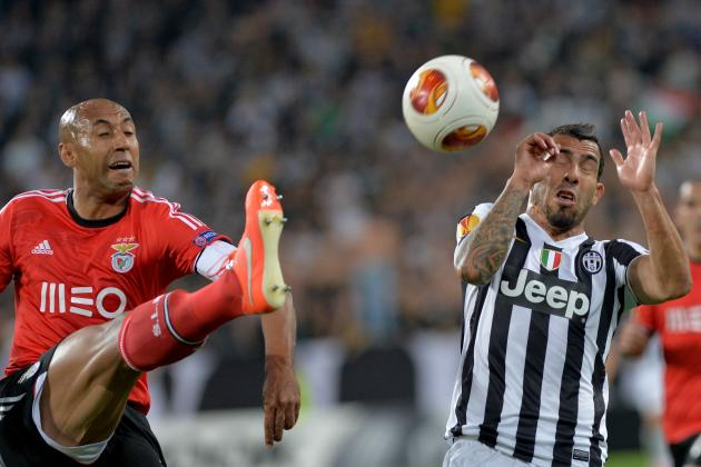 Juventus vs. Benfica: 5 Things We Learned