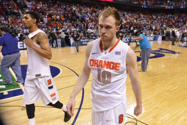 College Basketball Teams Headed for a Huge Letdown in 2014-15 Season
