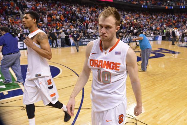 College Basketball Teams Headed for a Huge Letdown in 2014-15 Season
