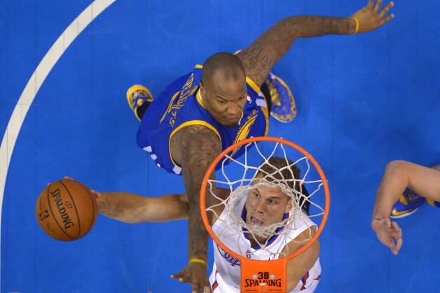 2014 NBA Playoffs: Recapping Thursday, May 1 1st-Round Action