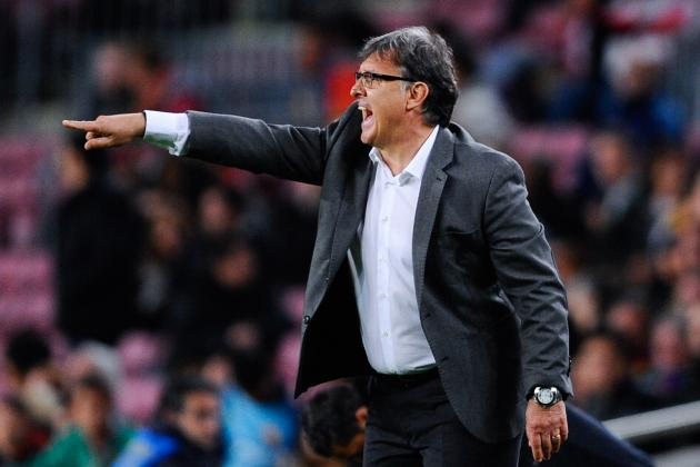 Firing Squad: Barcelona's Martino and Spurs' Sherwood Facing Uncertain Summer