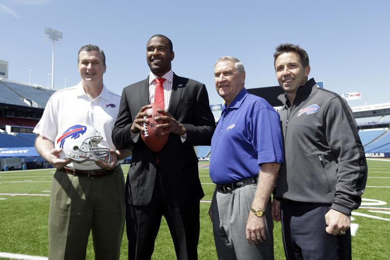 Re-Drafting the Buffalo Bills' 2013 Draft