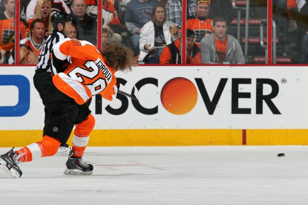 Complete Guide to the Philadelphia Flyers' 2014 Offseason