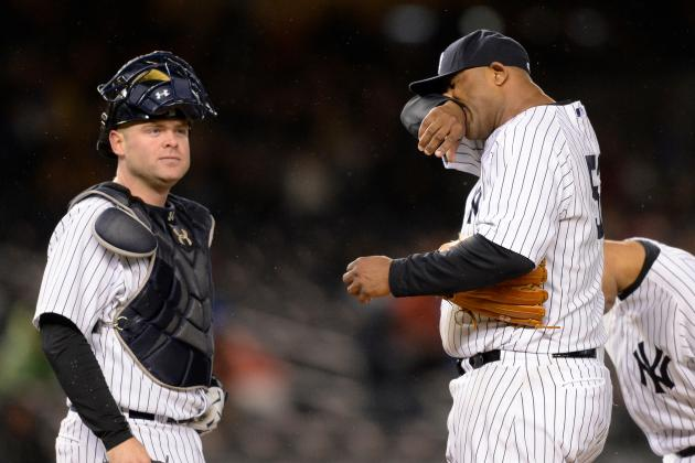 New York Yankees: Biggest Winners and Losers for the Month of April