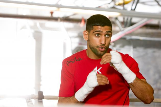 5 Key Questions That Will Decide Amir Khan vs. Luis Collazo