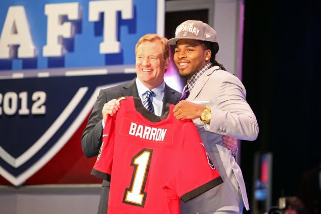 Tampa Bay Buccaneers Mock Draft Roundup
