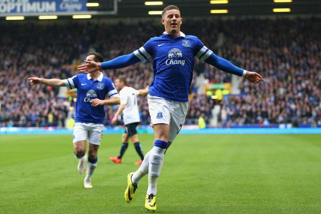 Barkley's Brilliance and the Top 5 Players from Around the World This Weekend