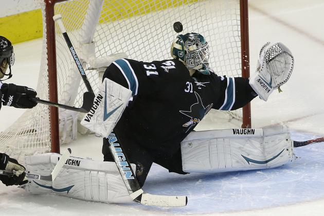Who's to Blame for the San Jose Sharks' Epic Collapse vs. the Los Angeles Kings?