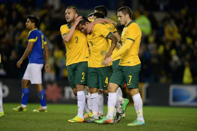 Predicting the Australia Squad 40 Days from the 2014 World Cup